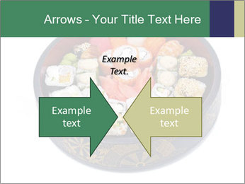 Rolled and sushi PowerPoint Templates - Slide 90