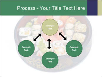 Rolled and sushi PowerPoint Templates - Slide 91