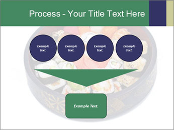 Rolled and sushi PowerPoint Templates - Slide 93