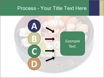 Rolled and sushi PowerPoint Templates - Slide 94