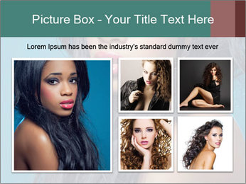 Make-up PowerPoint Template - Slide 19