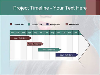 Make-up PowerPoint Template - Slide 25
