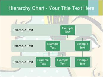 Woman telling secrets PowerPoint Template - Slide 67