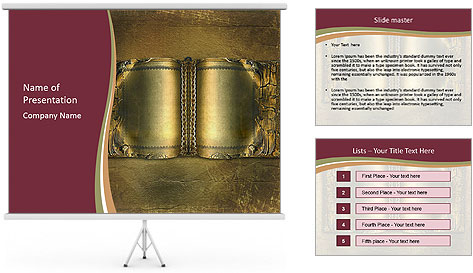 0000092021 PowerPoint Template