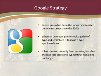 Old ancient book PowerPoint Template - Slide 10
