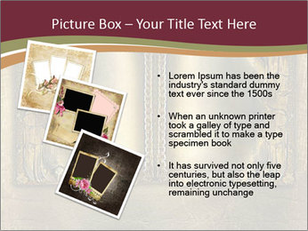 Old ancient book PowerPoint Template - Slide 17