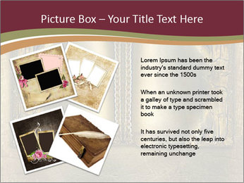 Old ancient book PowerPoint Template - Slide 23