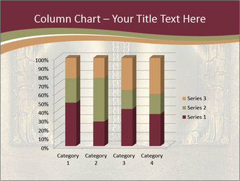 Old ancient book PowerPoint Template - Slide 50