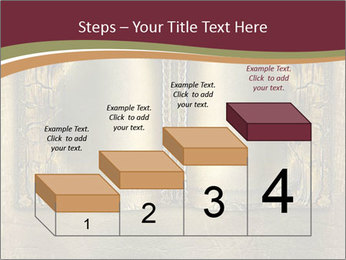 Old ancient book PowerPoint Template - Slide 64