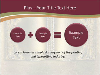 Old ancient book PowerPoint Template - Slide 75