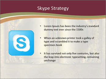 Old ancient book PowerPoint Template - Slide 8