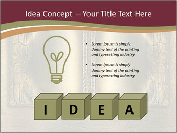 Old ancient book PowerPoint Template - Slide 80