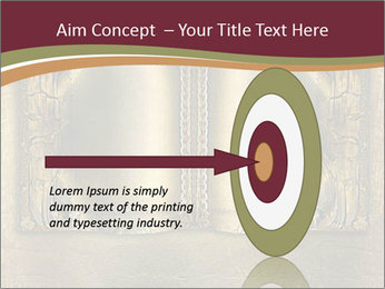 Old ancient book PowerPoint Template - Slide 83