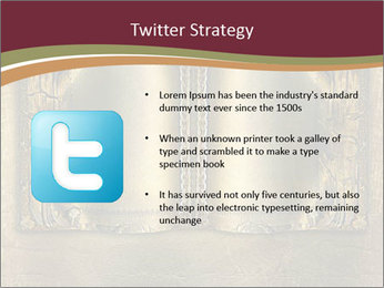Old ancient book PowerPoint Template - Slide 9