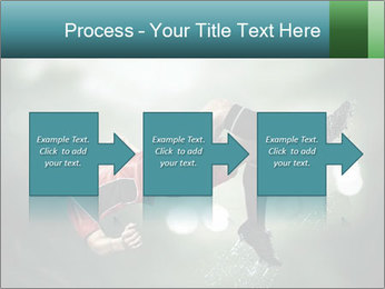 A soccer player PowerPoint Templates - Slide 88