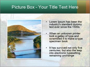 Hudson River PowerPoint Template - Slide 13