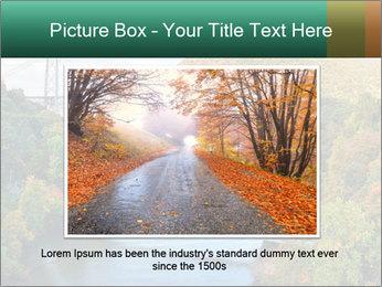 Hudson River PowerPoint Template - Slide 15