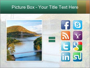 Hudson River PowerPoint Template - Slide 21