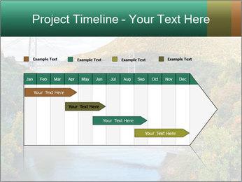 Hudson River PowerPoint Template - Slide 25