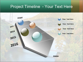 Hudson River PowerPoint Template - Slide 26