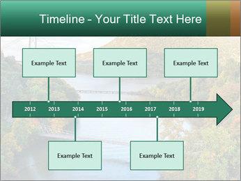 Hudson River PowerPoint Template - Slide 28