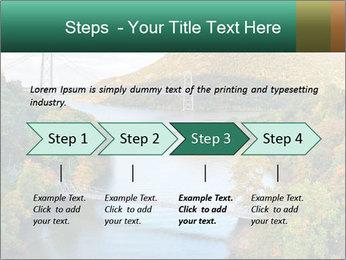 Hudson River PowerPoint Template - Slide 4
