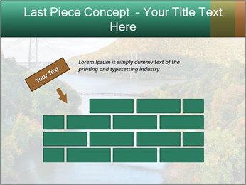 Hudson River PowerPoint Template - Slide 46
