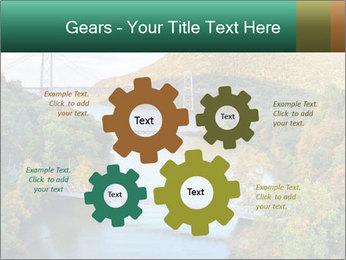 Hudson River PowerPoint Template - Slide 47