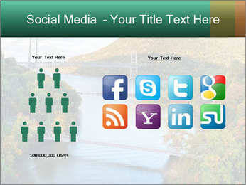 Hudson River PowerPoint Template - Slide 5