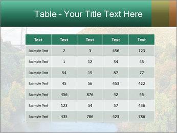Hudson River PowerPoint Template - Slide 55