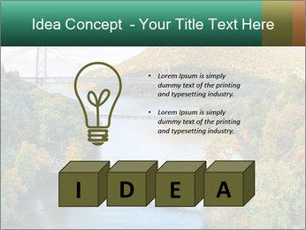 Hudson River PowerPoint Template - Slide 80
