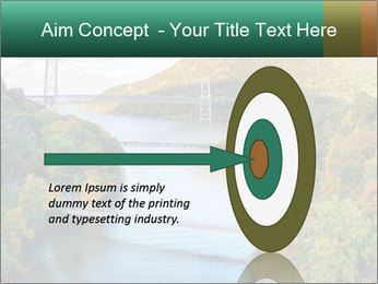 Hudson River PowerPoint Template - Slide 83