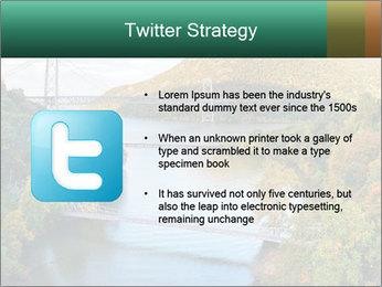 Hudson River PowerPoint Template - Slide 9