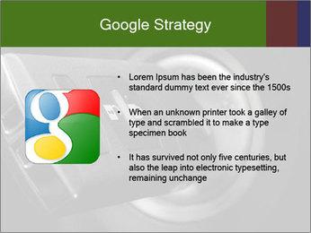 Car key PowerPoint Template - Slide 10