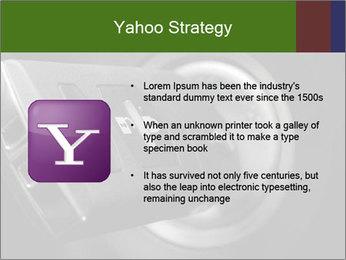 Car key PowerPoint Template - Slide 11