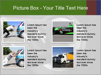 Car key PowerPoint Template - Slide 14