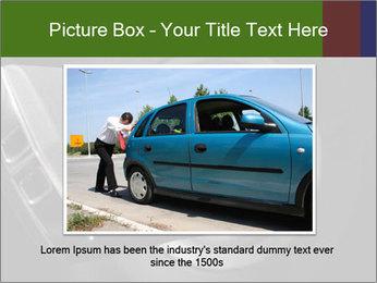 Car key PowerPoint Template - Slide 15