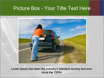 Car key PowerPoint Template - Slide 16