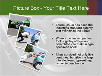 Car key PowerPoint Template - Slide 17