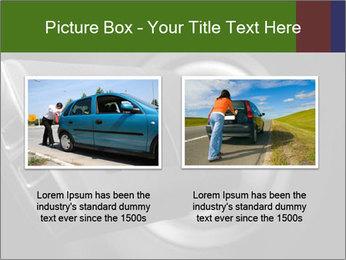 Car key PowerPoint Template - Slide 18