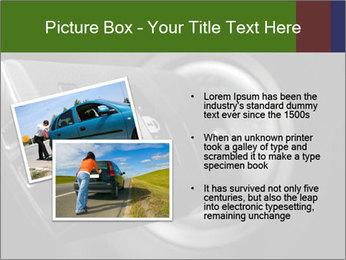 Car key PowerPoint Template - Slide 20