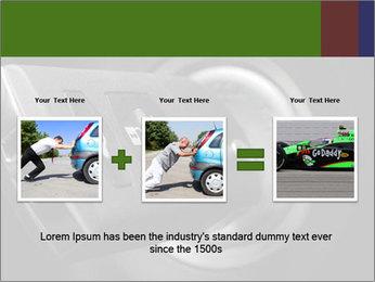 Car key PowerPoint Template - Slide 22