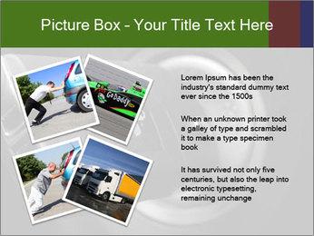 Car key PowerPoint Template - Slide 23