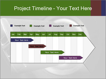 Car key PowerPoint Template - Slide 25