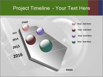 Car key PowerPoint Template - Slide 26