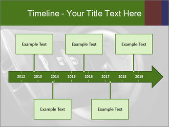 Car key PowerPoint Template - Slide 28