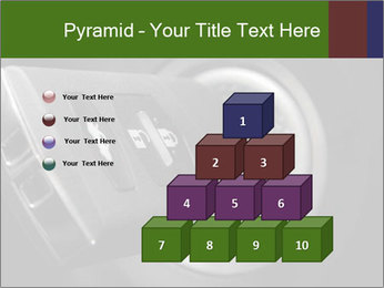 Car key PowerPoint Template - Slide 31
