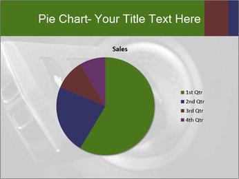 Car key PowerPoint Template - Slide 36