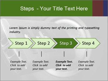 Car key PowerPoint Template - Slide 4