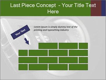 Car key PowerPoint Template - Slide 46